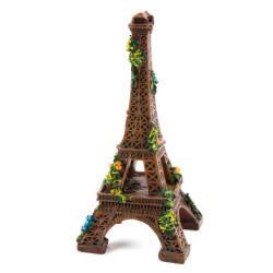 Torre Eiffel Decoracion Acuario