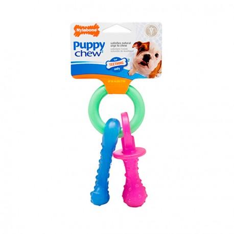 Juguete Nylabone Llaves Para Cachorros