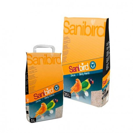 Sanibird Arena Mineral Para Aves