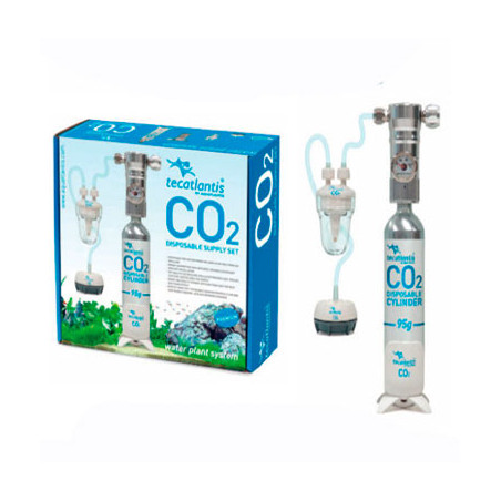 Kit Co2 Equipo Premium 95grs