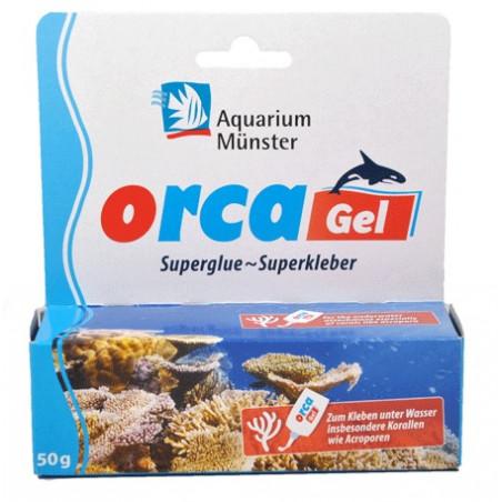 Orca Gel-Superglue pegamento para corales y plantas acuáticas