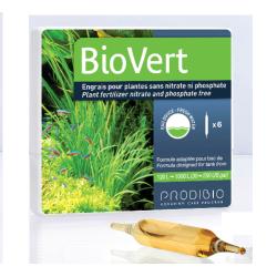 BioVert Abono Para Plantas en Ampollas