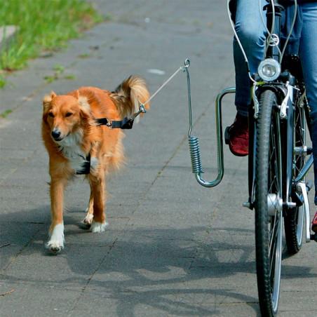 Doggy Guide adaptador para pasear en bicicleta con su perro