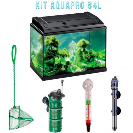 Kit Acuario Eheim Completo Aquapro 84L