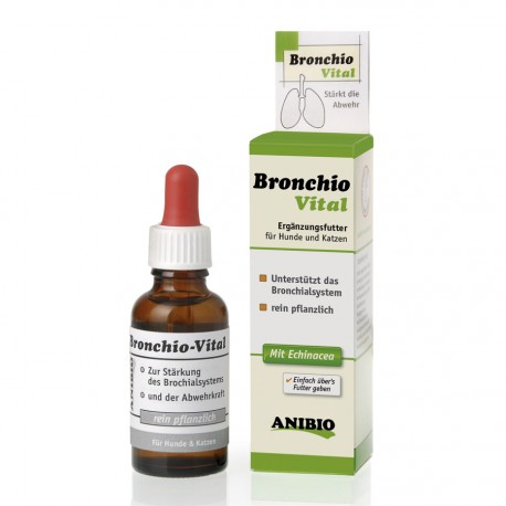 Anibio Bronchio-Vital (Respitatorio y Inmu)30ml