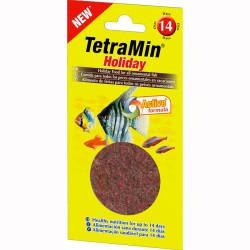 Tetramin Holiday Alimento Para 14 Dias