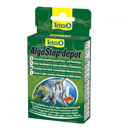 Tetra AlgoStop depot combate las Algas