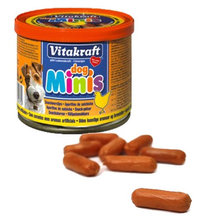 Salchichas Mini Dog Vitakraft