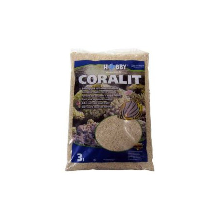 Hobby Coralit (Arena Coral Extra Fino)