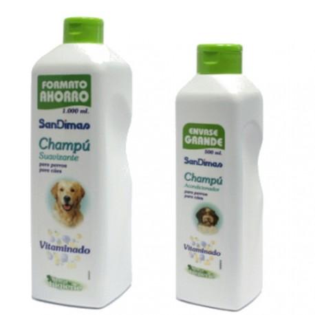 Champú Acondicionador Vitaminado Para Perros