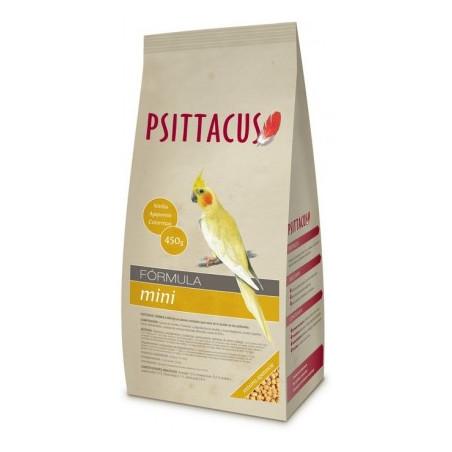 Psittacus Pienso Mini Para Aves 450g