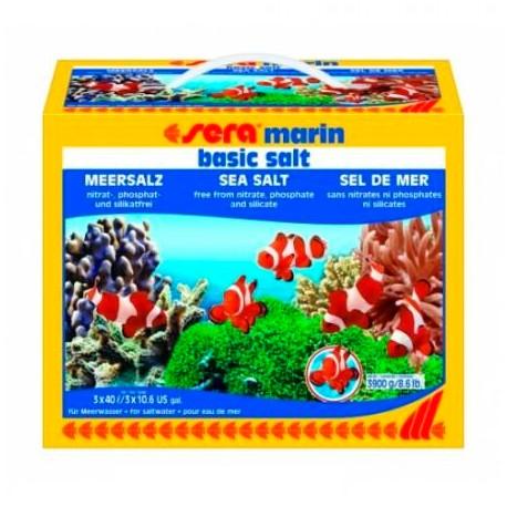 Sera Pack Basic Sal Marina 3.9Kg