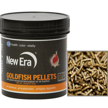 New Era Goldfish Pellets