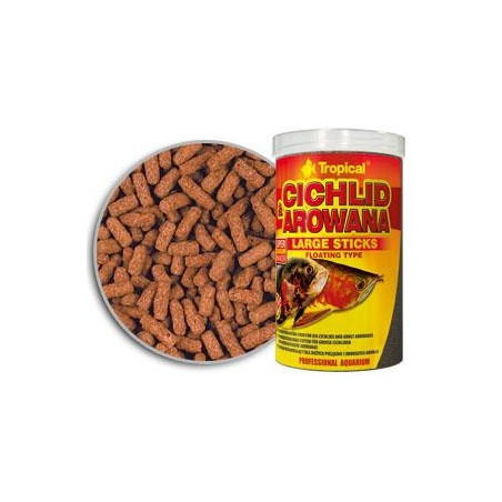 Tropical Cichlid y Arowana Stick Large