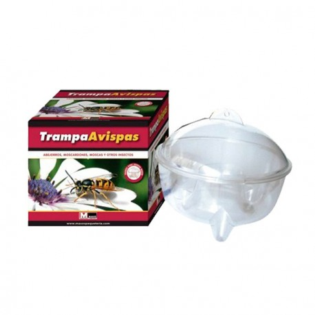 Trampa para Avispas e Insectos
