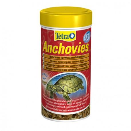 Tetra Anchovies Alimento Para Tortugas