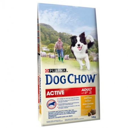 Pienso Para Perros Dog Chow Active Pollo