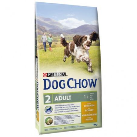 Pienso Para Perros Adulto Dog Chow con Pollo