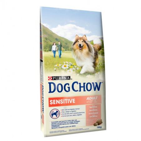 Pienso Para Perros Dog Chow Sensitive Salmón