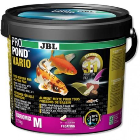 Alimento peces estanque jbl pondvario for Alimento peces estanque