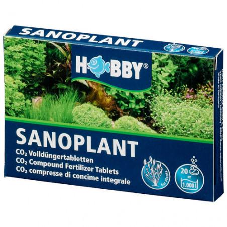 Pastillas CO2 Sanoplant 20 Unidades