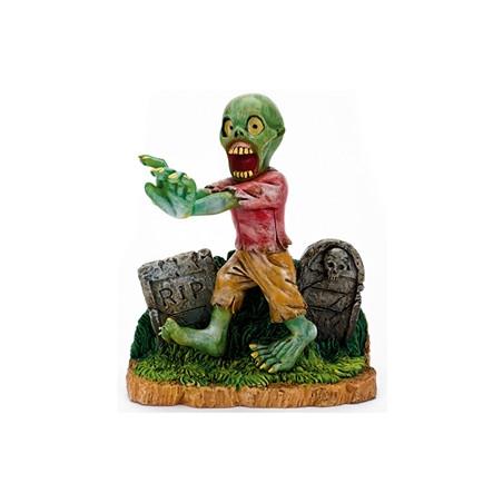 Decoración Acuario Zombies Caminante