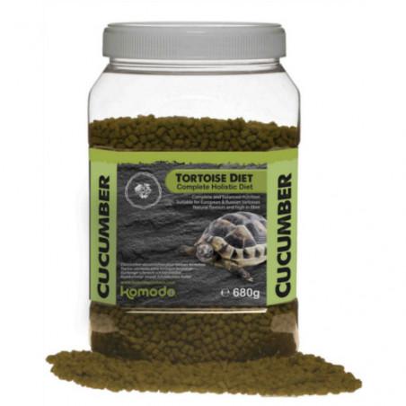 Alimento Dietetico Tortugas Komodo Sabor Pepino