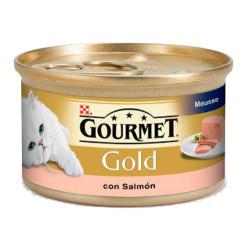 Friskies Gourmet Gold Mousse salmón