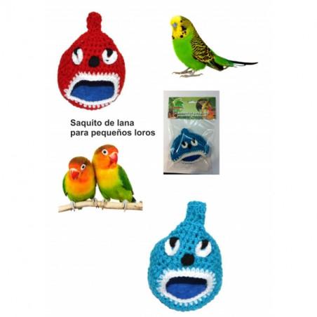 Saquito de Lana para Pájaros