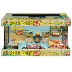 Kit Reptihabitat Cangrejo Ermitaño 38L
