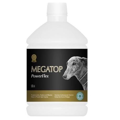 Megatop Poweflex Rendimiento Deportivo 500ml