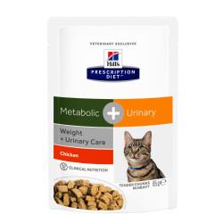 Hills Feline Metabolic Plus Urinary Sobre