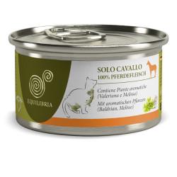 Equilibria Monoproteico 100% Carne de Caballo 85grs