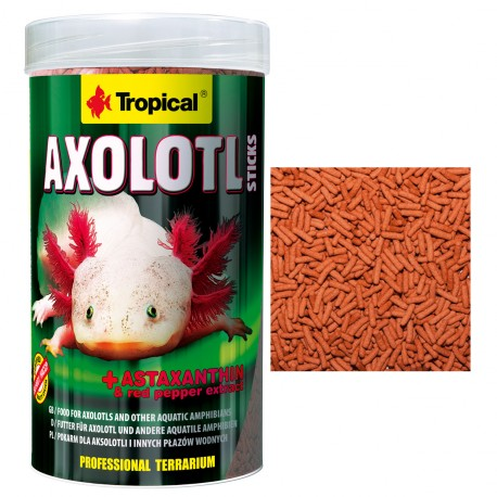 Tropical Axolotl Sticks 250ml