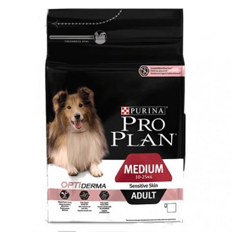 Purina Pro Plan Adult Optiderma Medium