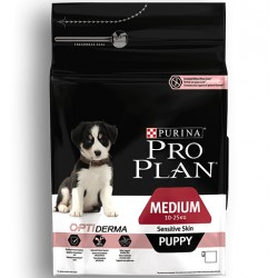 Purina Pro Plan Cachorro Optiderma Perro Mediano