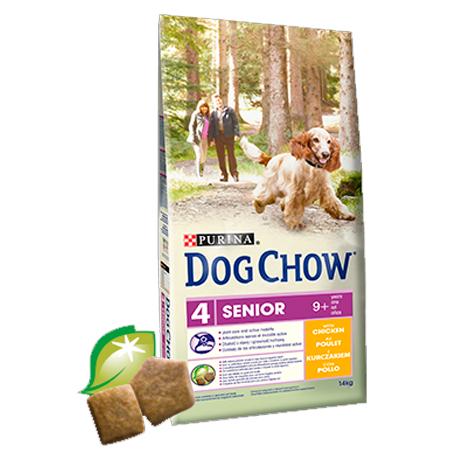 Pienso Para Perros Dog Chow Pollo Senior +9