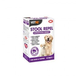 Vetiq Stool Repel Remedio Coprofagia