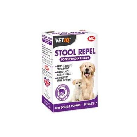 Vetiq Stool Repel Remedio Coprofagia