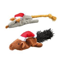 Juguete Navidad Para Gatos...