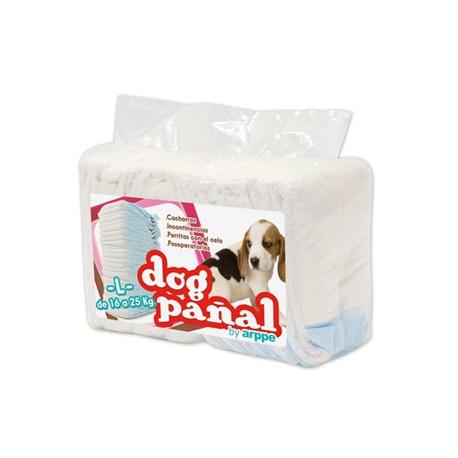 Pañales para Perros Dog Arppe