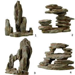 Decoracion Acuario Sarek Rock