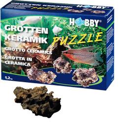 Rocas Grotten puzzle para decorar acuarios