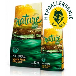 Satisfaction Nature Salmón Grain Free