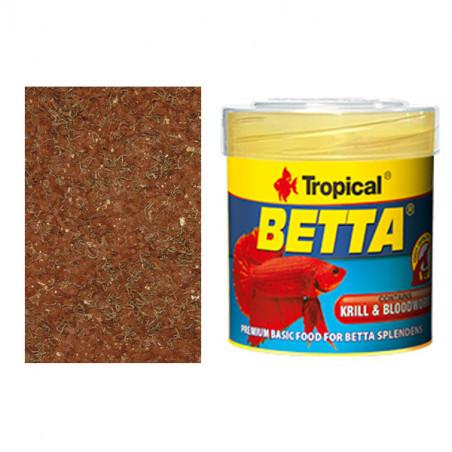 Tropical Betta Krill Flakes