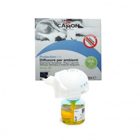 Difusor ambientador protector de parásitos