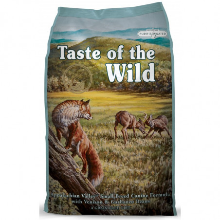 Taste of The Wild Venado y Garbanzo Razas Pequeñas