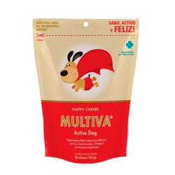 Multiva Active Dog Suplemento Multi-Vitamínico-Mineral para perr