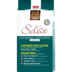 Pienso Select Cat para gatos esterilizados