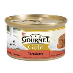 Gourmet Gold Tartelette Buey y tomate